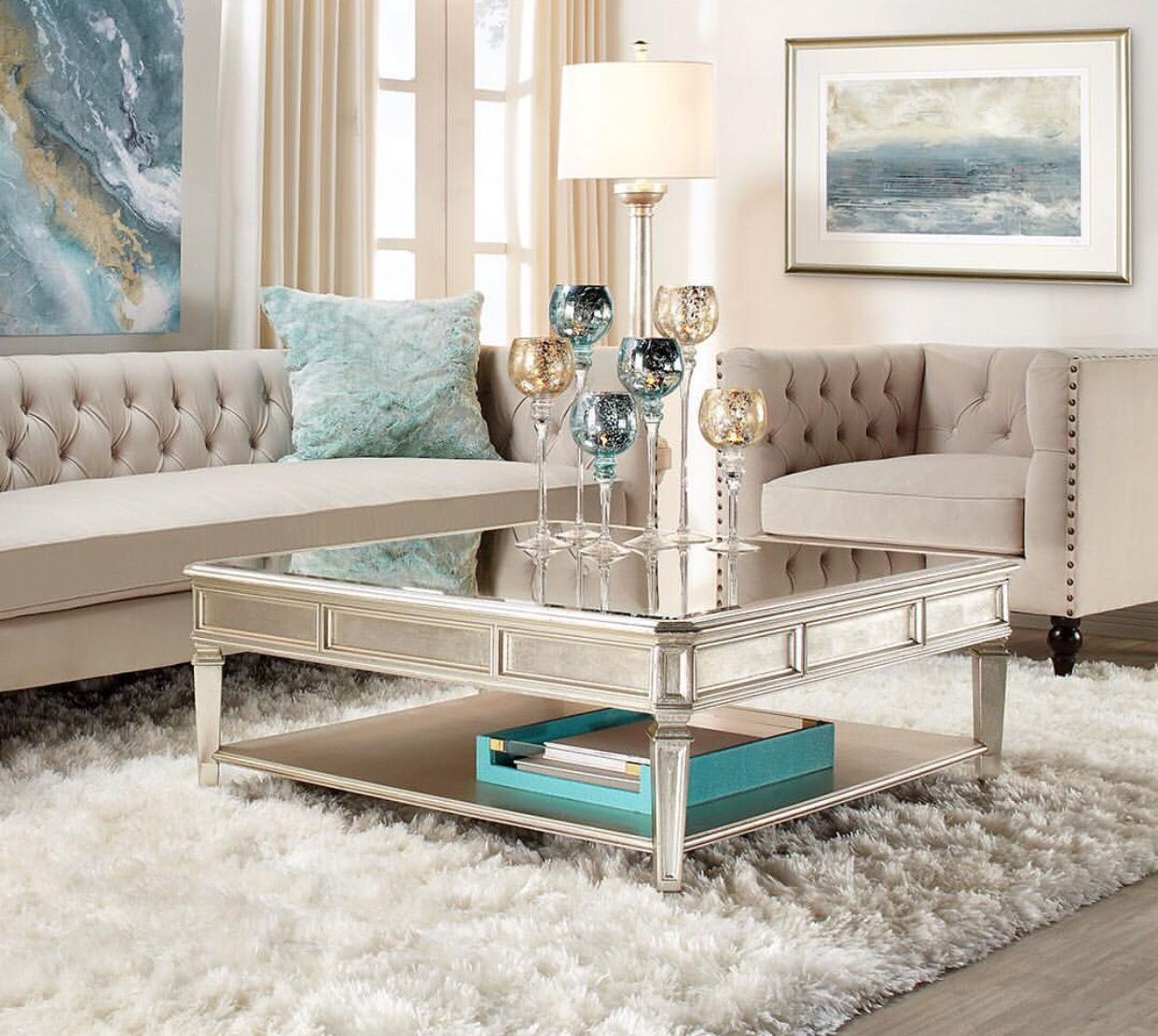 Love this center table! (With images) | Living room ...