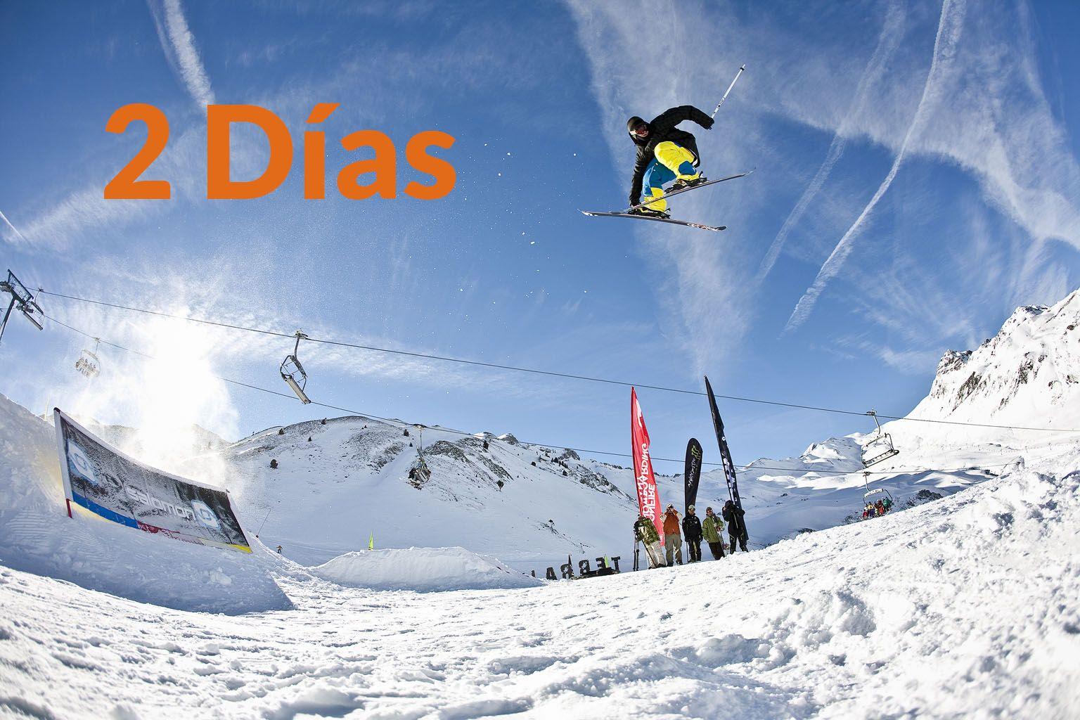 En dos días nos vamos de aventura a #Formigal.   Deseando contarte las experiencias de nuestros aventureros #Wild.  #ski #intothewild #snow