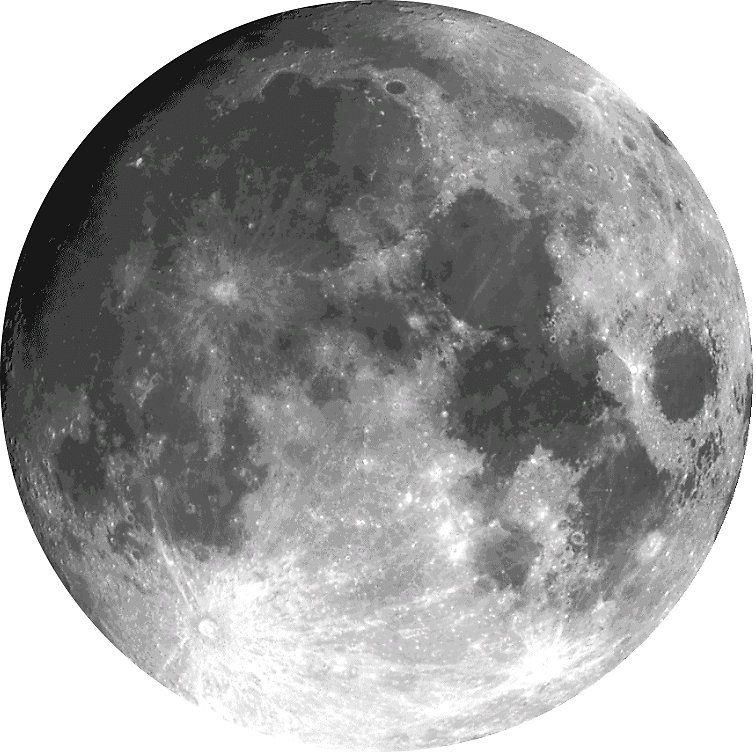 Moon by ghjura