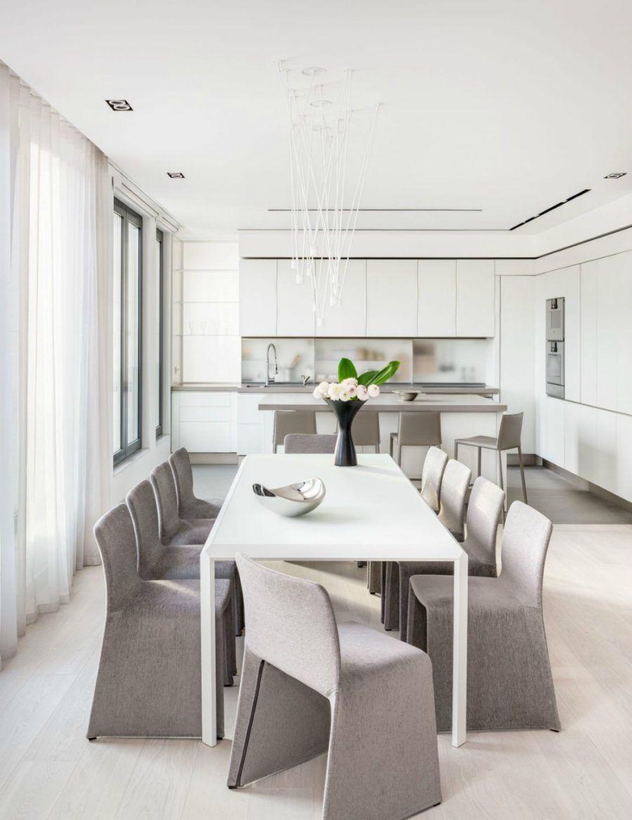 #Moderne Innenräume Dieses Bulgarische Penthouse Ist Einfach Perfekt #house  #dekor #garten #