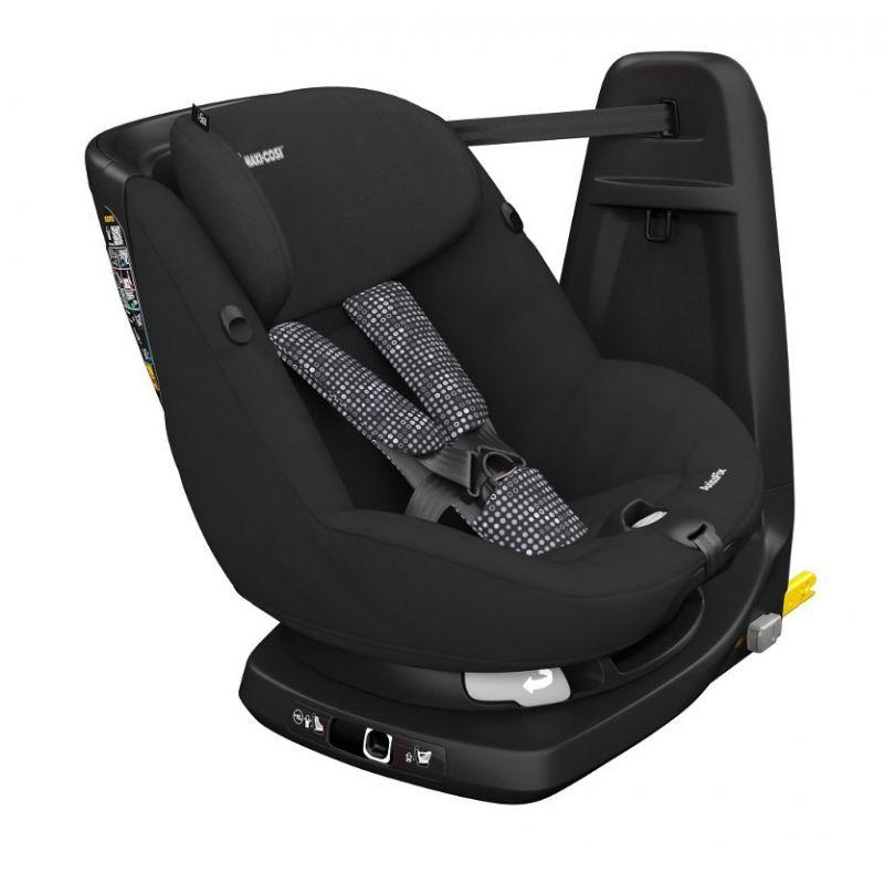 maxi cosi axissfix i size car seat digital black. Black Bedroom Furniture Sets. Home Design Ideas