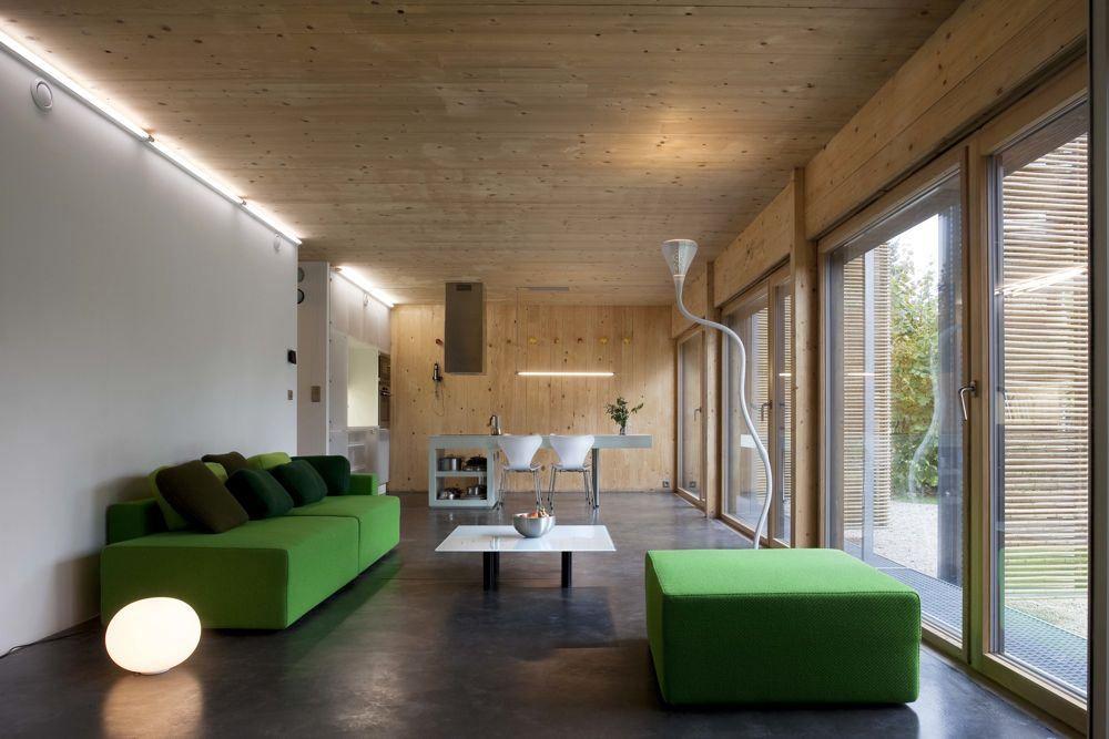 Karawitz Architecture, Passive House, Bessancourt, France POSI+ - fenetre pour maison passive