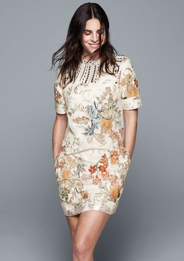Victoria in H&M