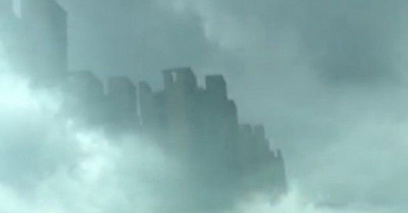 Ghost Cities Mysteriously Appear Over Parts of China