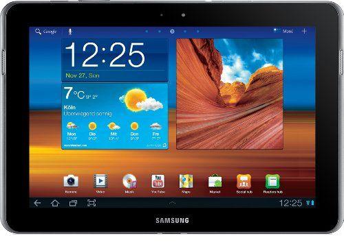 Samsung Galaxy Tab 10 1n P7501 Tablet 25 7 Cm 10 1 Zoll Touchscreen 3g Wifi 32 Gb Speicher Samsung Galaxy Tablet Samsung Galaxy Tab Samsung Galaxy 10