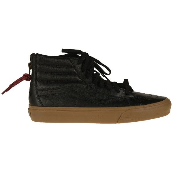 665b7ba23a5 Vans Gum Hi-top Sneakers ( 105) ❤ liked on Polyvore featuring men s fashion