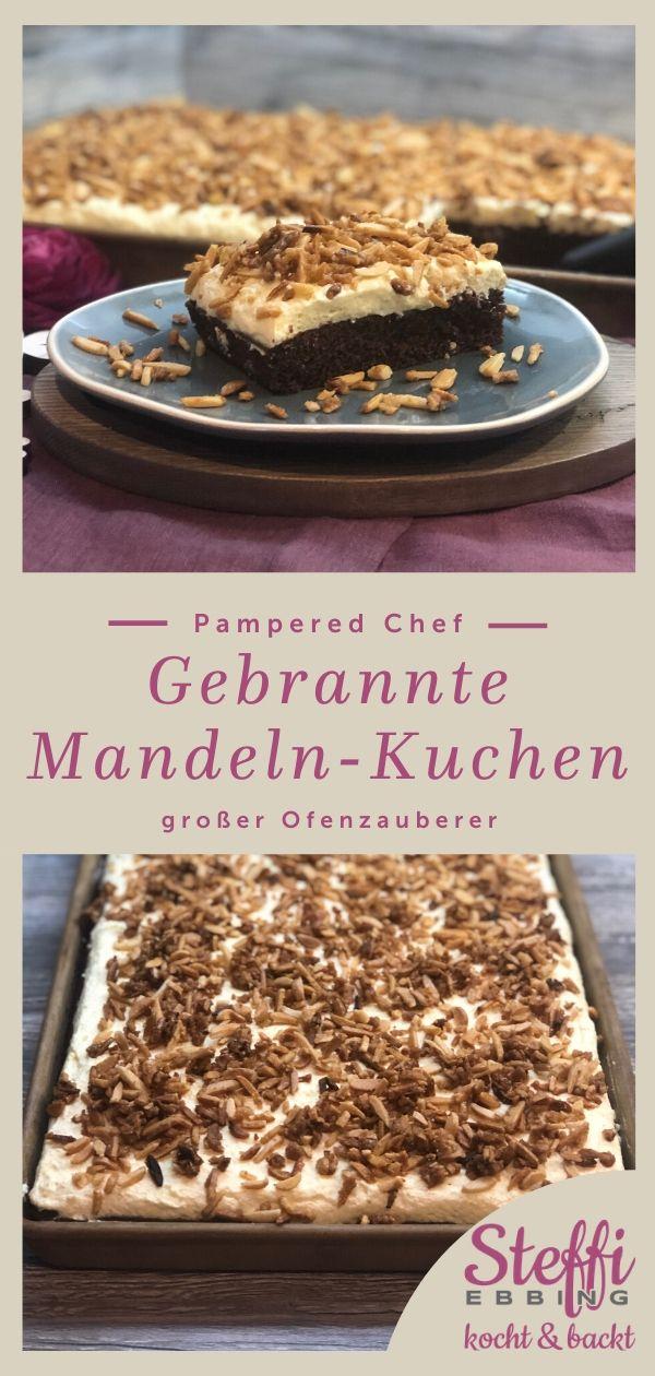 ᐅ Gebrannte Mandel Kuchen ⇒ Ofenzauberer • Pampered Chef