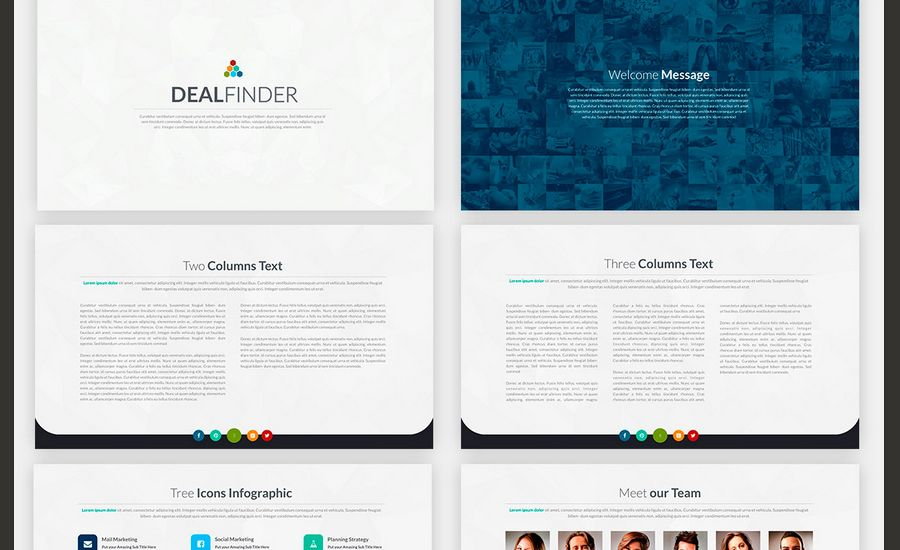 Deal finder powerpoint template template powerpoint design templates pin by cat licking on des have industrial look toneelgroepblik Image collections