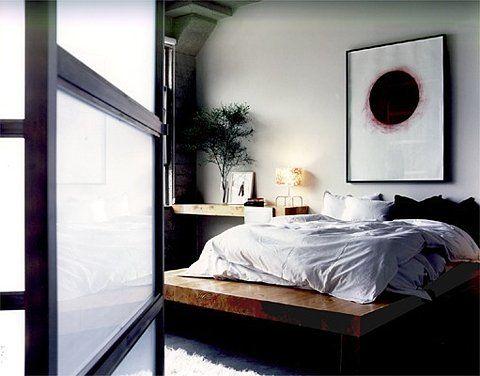 zen bedroom kind of a wabi sabi style that keeps some personality rh pinterest com  wabi sabi bedroom design