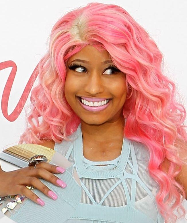 Nicki Minaj #nailart   Red Carpet Nails   Pinterest   Nicki minaj ...