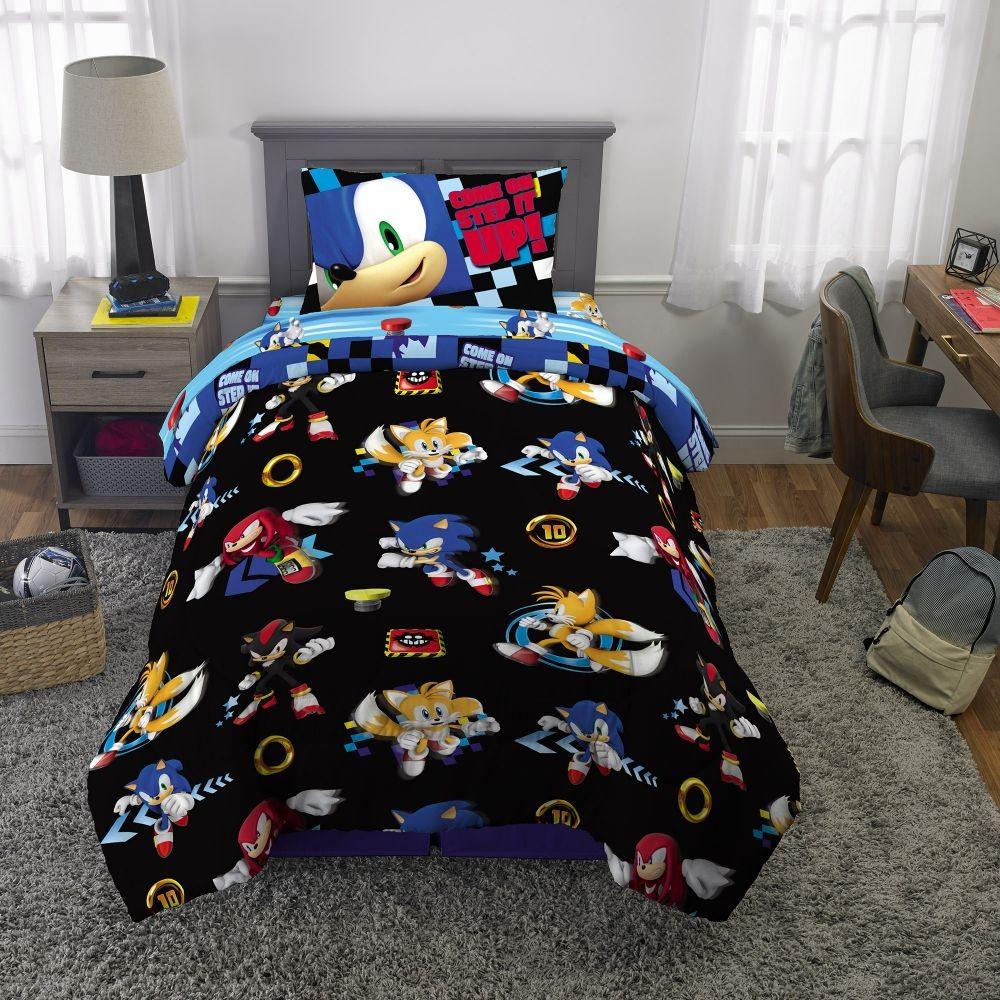 Sonic The Hedgehog Sheets