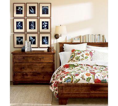 Sumatra Bed Pottery Barn.  sc 1 st  Pinterest & Sumatra Bed Pottery Barn. | Loft Maybes | Pinterest | Barn Dreams ...