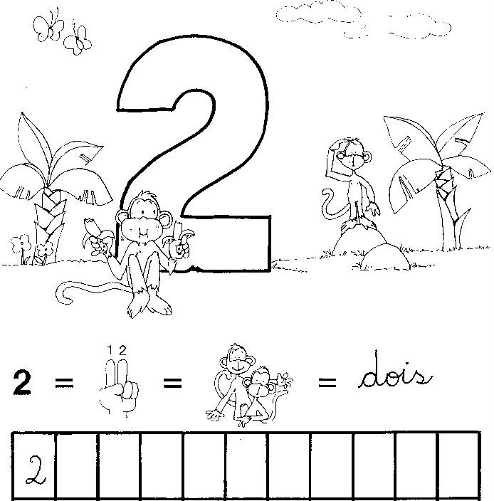 ATIVIDADE COM NÚMEROS PARA IMPRIMIR 0, 1, 2, 3, 4, 5, 6, 7
