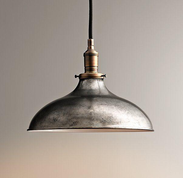 Industrial Era Task Large Pendant #lights