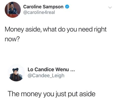 You don't need it