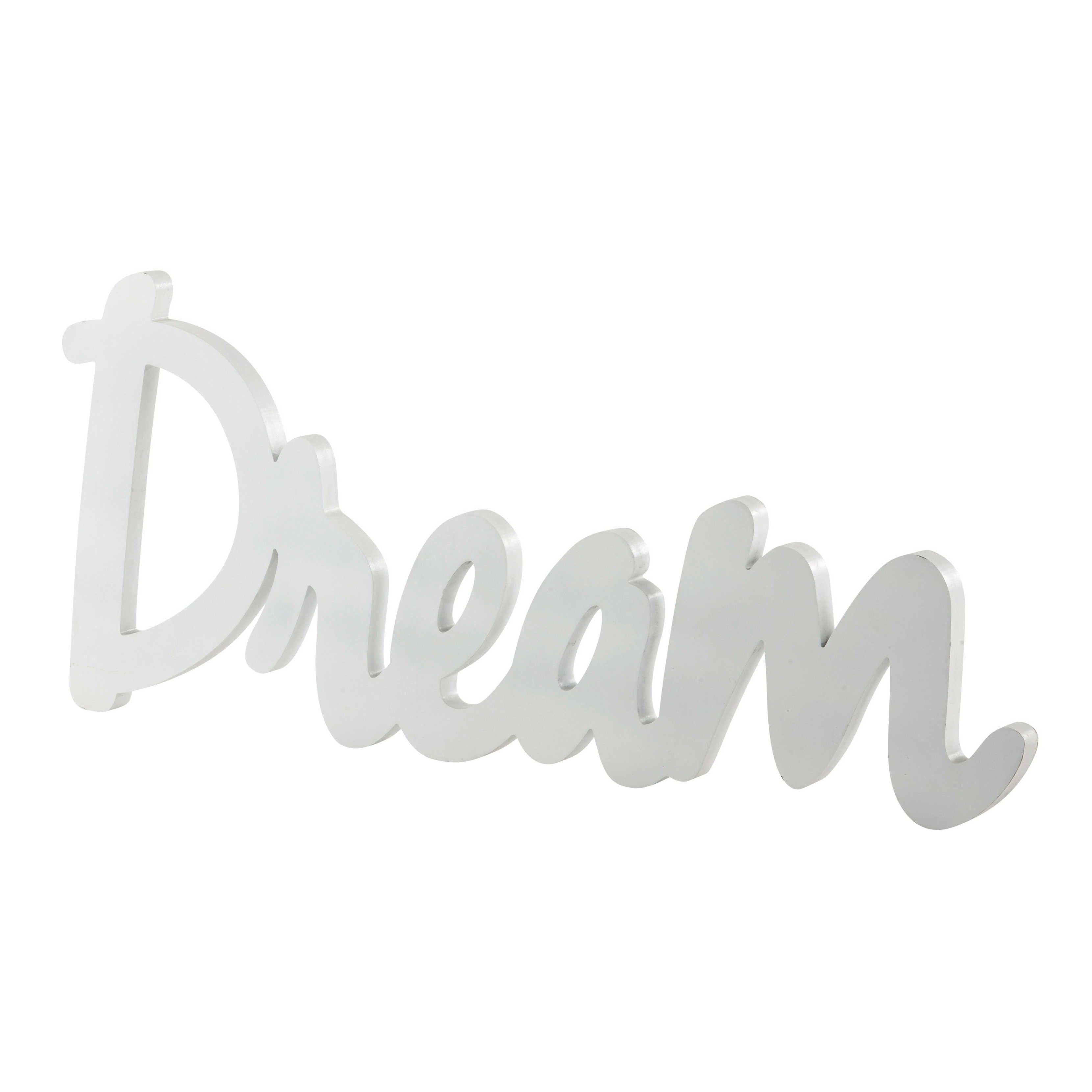 Arredo da parete bianco in legno L 92 cm SWEET DREAM