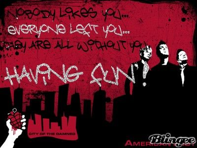 #GreenDay - Homecoming - Nobody Likes You - Part 3
