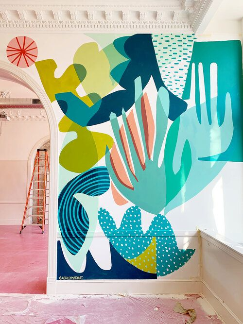 Murals — Ashley Mary