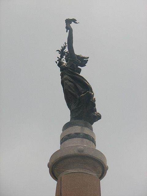 """""""Glória Imortal aos Fundadores de São Paulo"""" Amadeo Zani by ARTExplorer, via Flickr"""