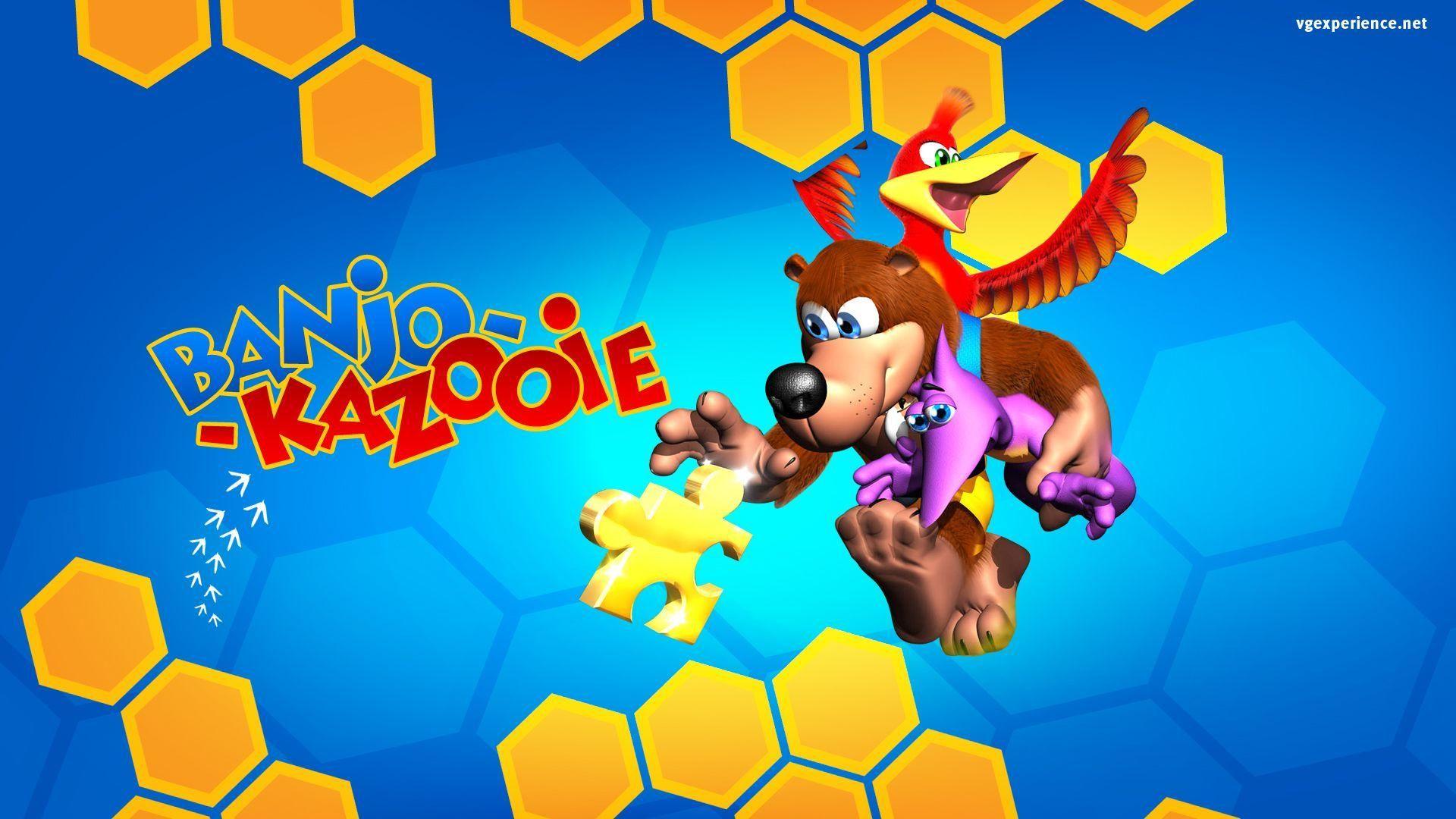 Games Banjo Kazooie Nuts Bolts Banjo Tooie Hd Wallpaper In 2020 Banjo Kazooie Banjo Ps Vita Wallpaper