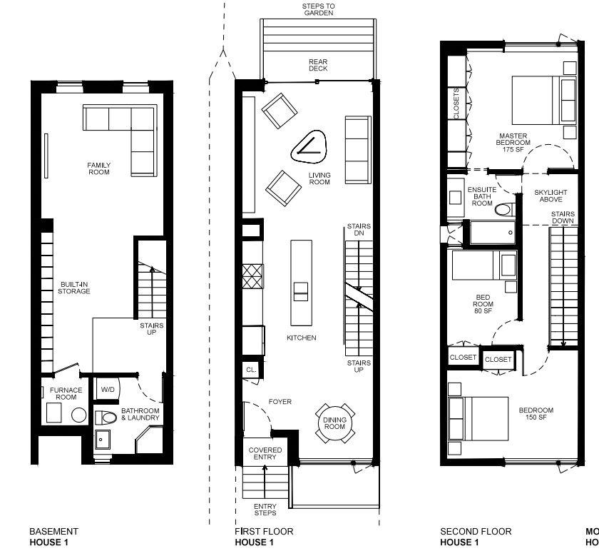 New Modern Housing In Downtown Toronto From Modernest Breaks