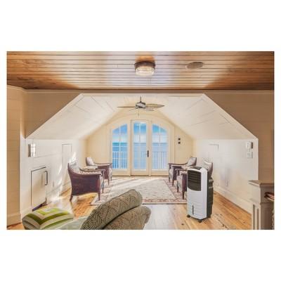 Newair Indoor Outdoor Portable Evaporative Cooler White Remodel Bedroom House Design