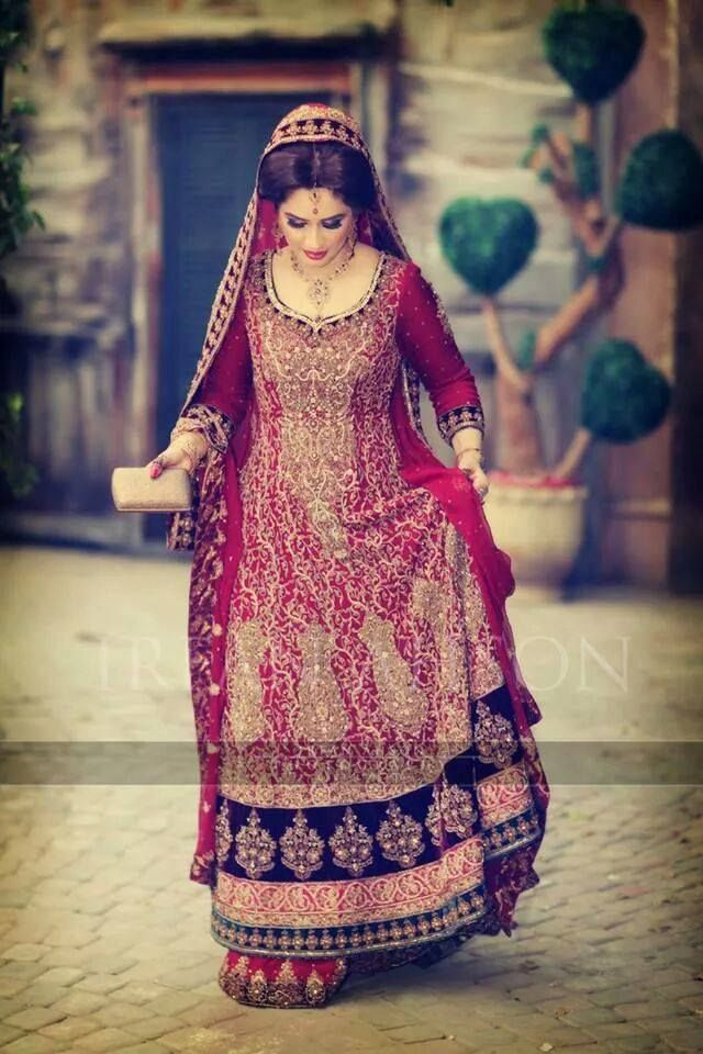 Pin de alizeh amir en Pakistani WEDDING CLOTHES | Pinterest