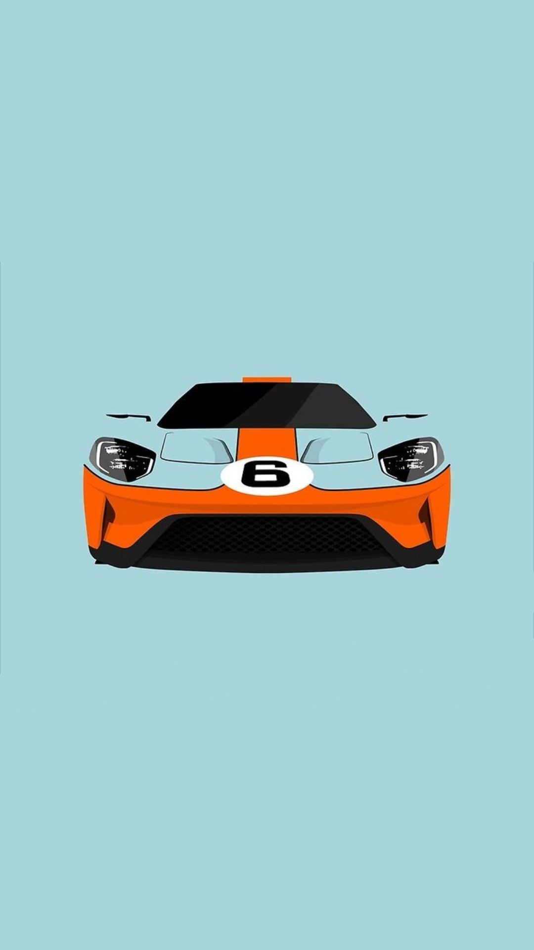 Ford Gt Automotive Art Car Illustration Car Wallpapers