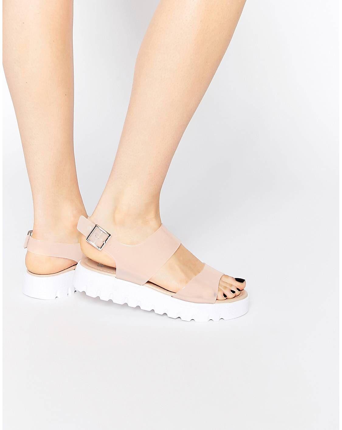 FLYNN Sandales souples | Sandales, Chaussures sandales