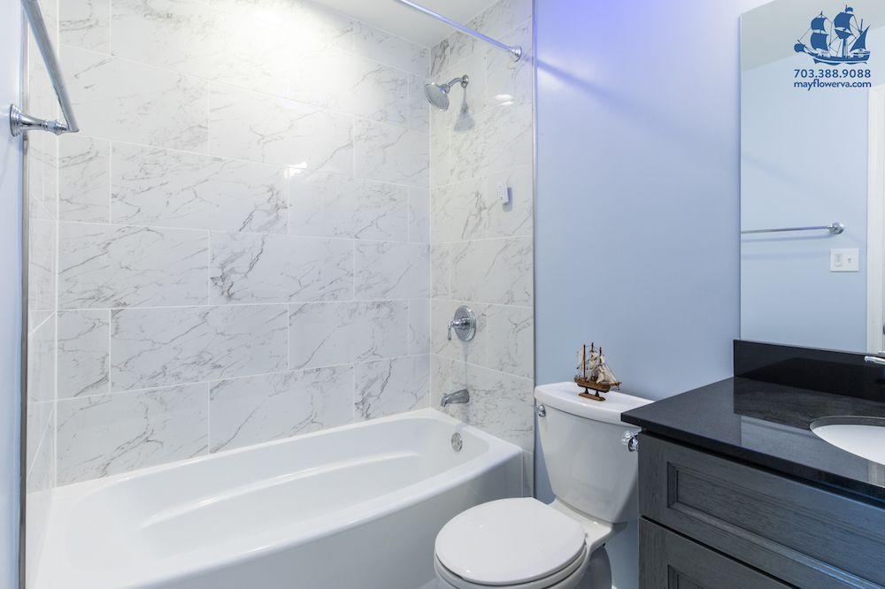 Best Emmanuel S Bathroom Remodel Wall Sherwin Williams Color 400 x 300