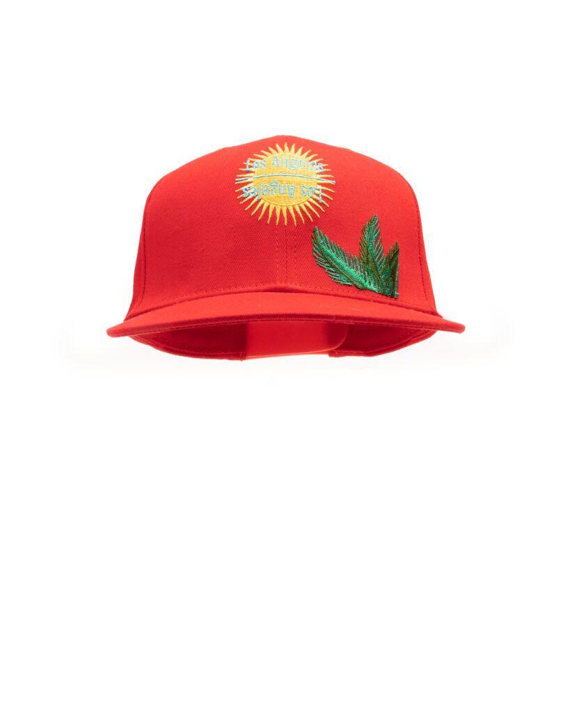 La Drought Hat Jack Manson Signature Drought Hats Red Hats