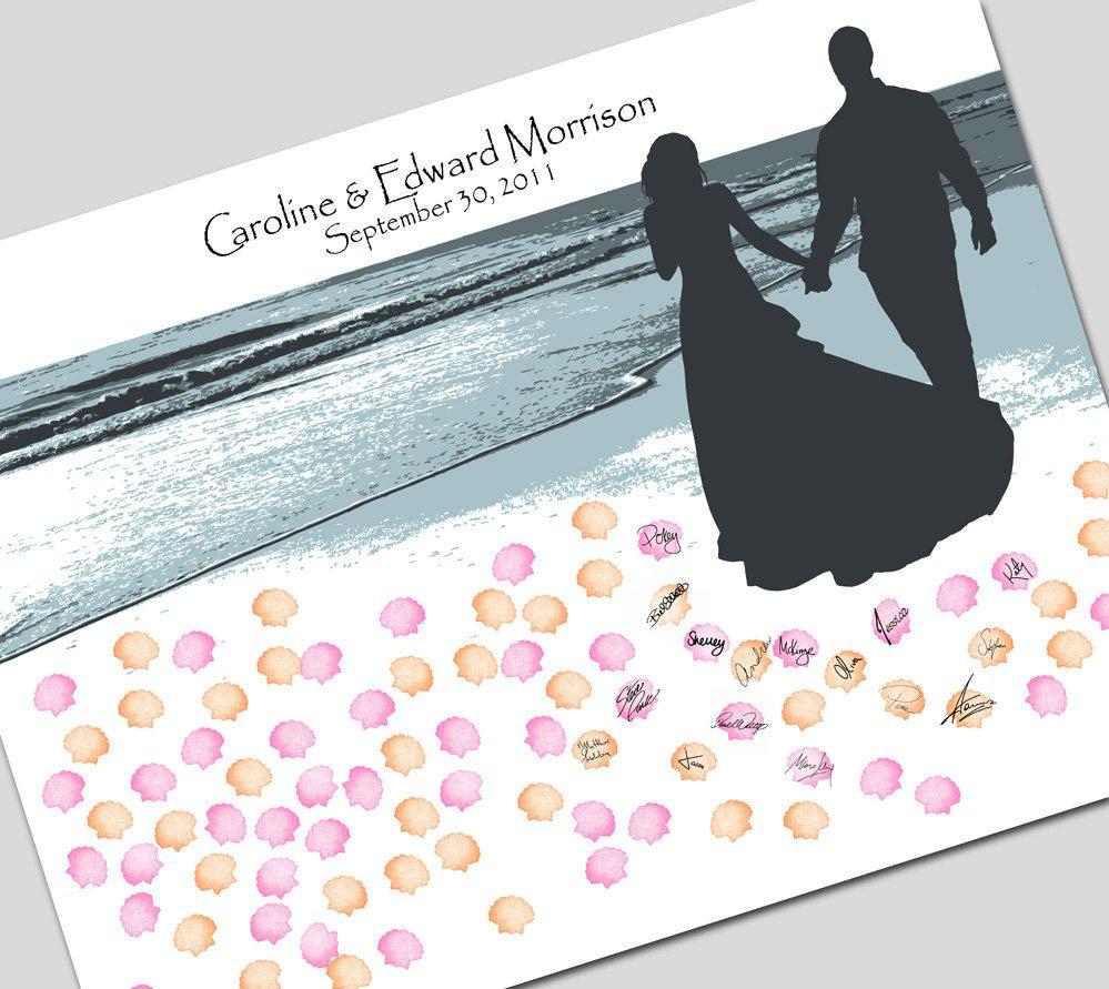 Alyxfit.com Wedding Ideas: Guest Book Ideas For Beach Wedding ...