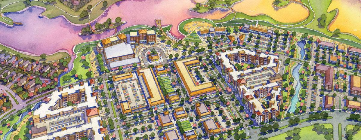 Mar 22 2017 The City Of Katy Has Broken Ground On The Katy Boardwalk District A Mixed Use Project Including A Boardwalk Nature Boardwalk Nature Trail Katy