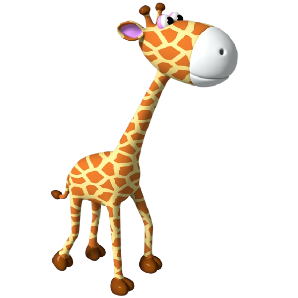 simple giraffe outline cute giraffe clipart applique image 8146 rh pinterest co uk giraffe clip art pictures giraffe clip art pictures