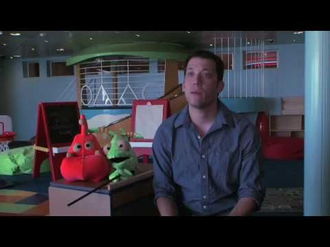 Imaginocean!: Puppets Bring the Sea to Life On Oasis - YouTube