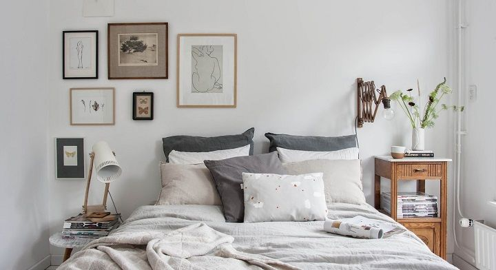 Ideas para que un dormitorio peque o parezca m s grande - Ideas dormitorio ikea ...