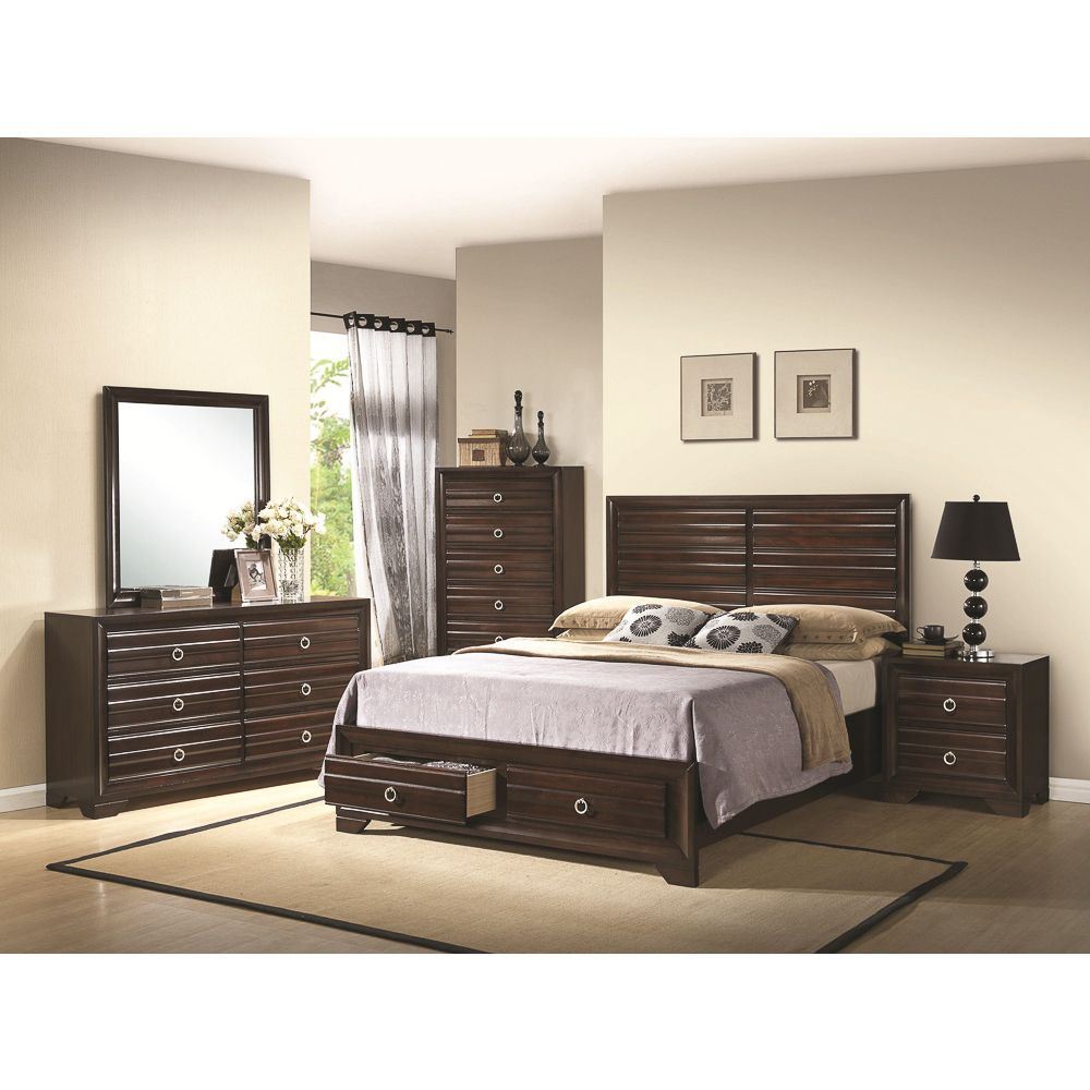 Brianna 5 Piece Bedroom Collection  Overstock Shopping  Big Extraordinary Bedroom Furniture On Sale Decorating Design