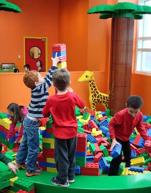 Legoland Discovery Center, Atlanta | Georgia Family Fun Spots ...