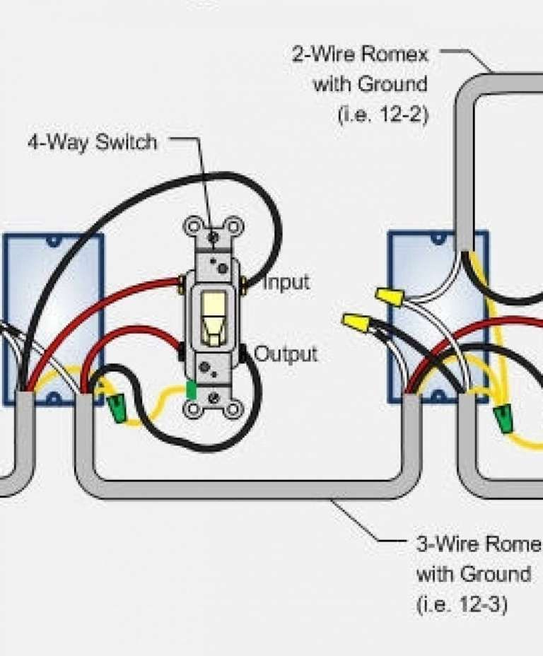 18 4 way electrical switch wiring diagram  wiring diagram