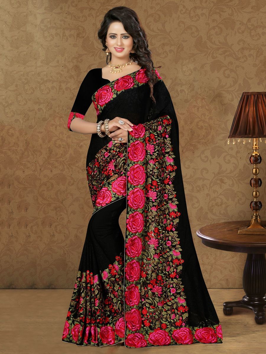 2fc6fbc399e7 Choose Best Saree Shopping Sites to Buy Ethnic Sarees to Promote Your  Womanhood