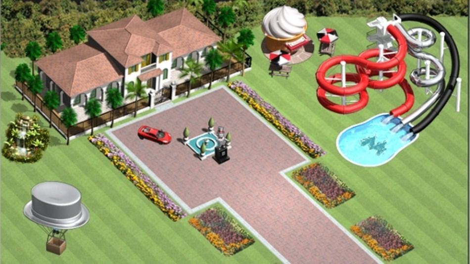 Build Your Dream House With Millionaire Mansions