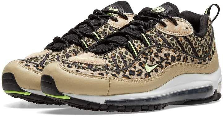 Nike Air Max 98 Premium W 'Animal Pack' | Nike air max 98, Nike ...