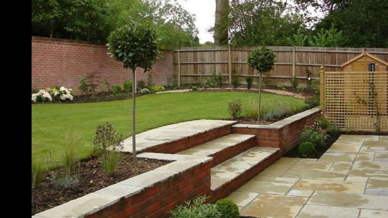 Pin On Landscape Backyard landscaping ideas with a slope