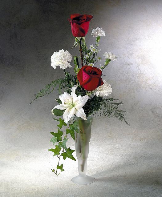 Pinterest & Bud Vase   Arrangements I Love.   White flower arrangements ...