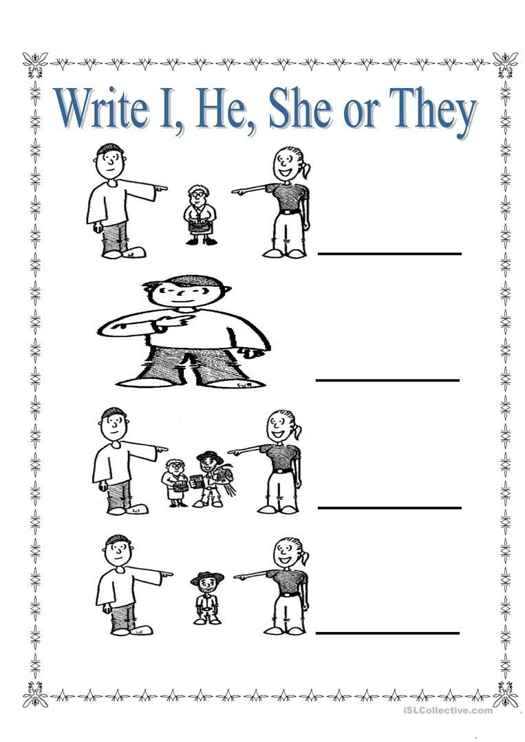 Personal Pronouns I She He And They Personal Pronouns Personal Pronouns Worksheets Pronoun Worksheets [ 1079 x 763 Pixel ]