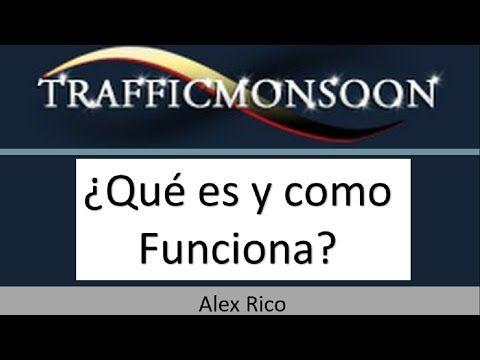 http://macrozona.com - Como Ganar mas de 2,000$ al mes con #trafficmonsoon desde tu casa con una conexion a #internet trabajando solo 30 min al dia, Macrozona.com #GanarDinero #TrabajarDesdeCasa #TrabajoOnline #DineroPorInternet