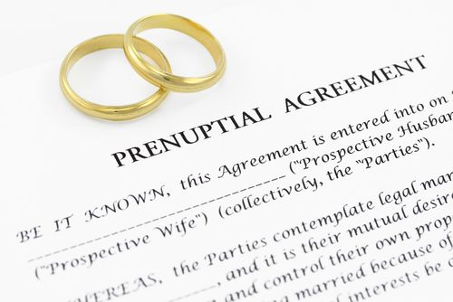 The View Elizabeth Petrakis Case  Are Prenuptial Agreements