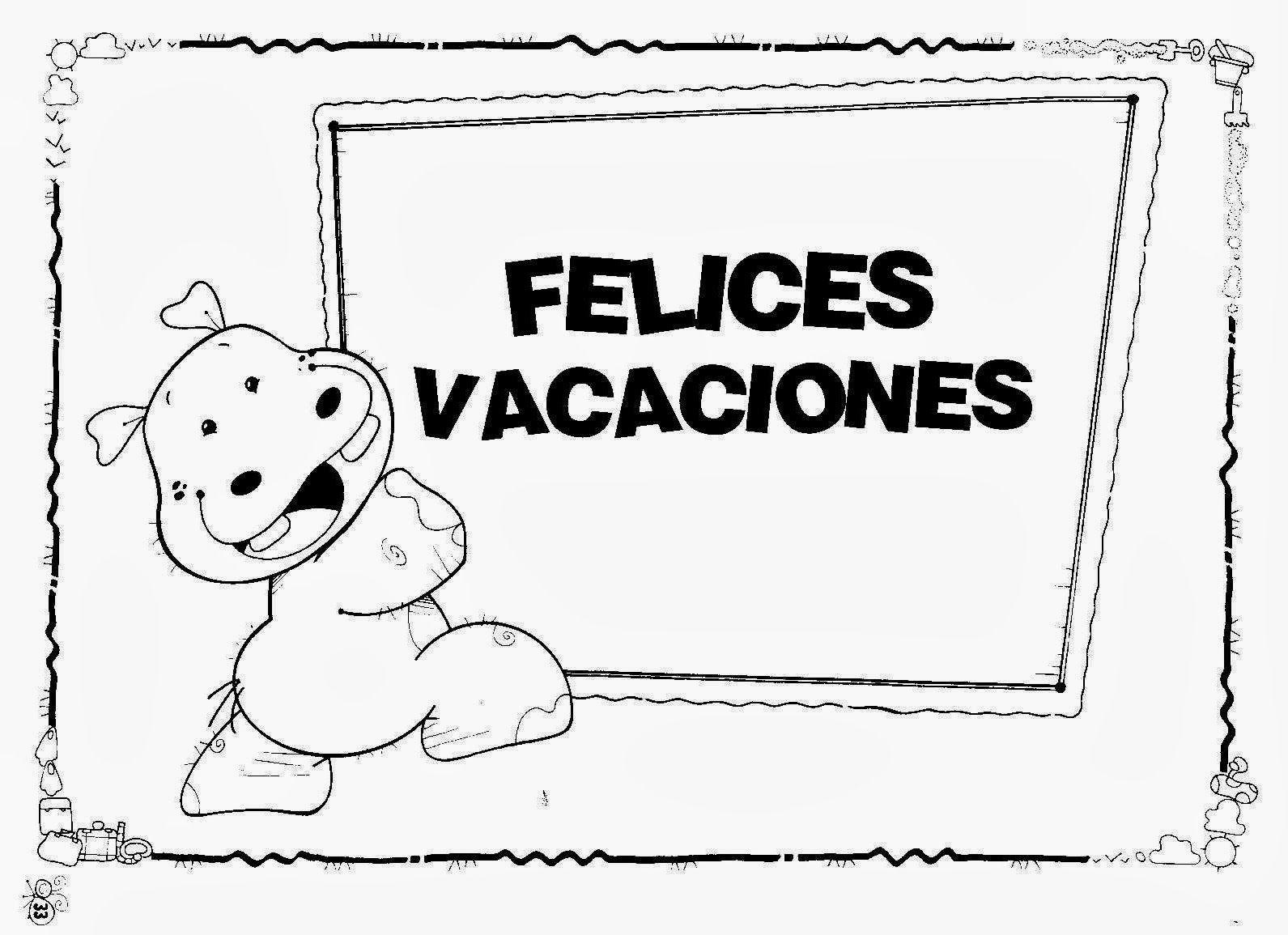 Resultado De Imagen Para Dibujos Infantiles Vacaciones De Invierno Felices Vacaciones Vacaciones Regalos Creativos Para Novio