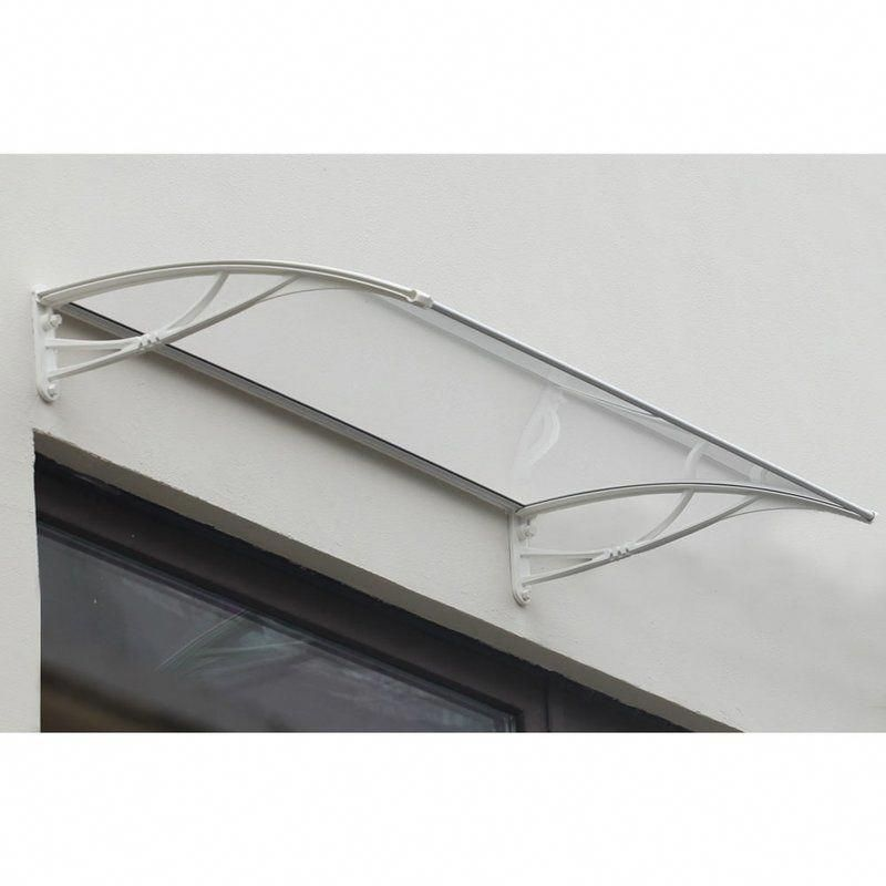This Kind Of Flat Awning Is A Very Inspiring And Marvelous Idea Flatawning Door Awnings Polycarbonate Roof Panels Windows And Doors
