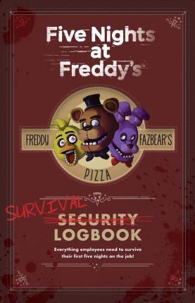 Fnaf Book Pdf